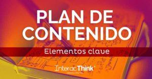 Plan de contenido